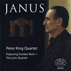 PETER KING Peter King Quartet, The Lyric Quartet, Gordon Beck : Janus album cover