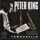 PETER KING Tamburello album cover