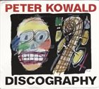 PETER KOWALD Discography album cover