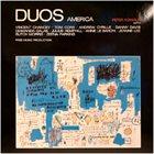 PETER KOWALD Duos America album cover