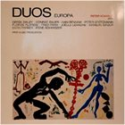 PETER KOWALD Duos Europa album cover