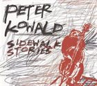 PETER KOWALD Sidewalk Stories album cover