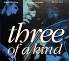 PETER MADSEN Three of a Kind album cover