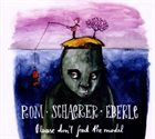PETER ROM Rom/Schaerer/Eberle : Please don´t feed the Model album cover