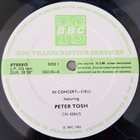 PETER TOSH In Concert-318 album cover