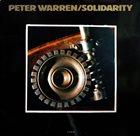 PETER WARREN Solidarity album cover