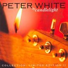 PETER WHITE By Candlelight album cover