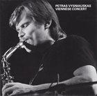 PETRAS VYŠNIAUSKAS Viennese Concert album cover
