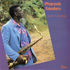 PHAROAH SANDERS Heart Is a Melody album cover