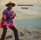 PHAROAH SANDERS Thembi album cover