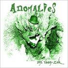 PHI ANSARI YAAN-ZEK Anomalies album cover