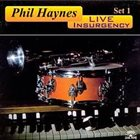 PHIL HAYNES Live Insurgency : The Hammond Insurgency album cover