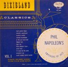 PHIL NAPOLEON Emperors of Jazz Volume 1 album cover