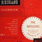 PHIL NAPOLEON Emperors of Jazz Volume 2 album cover