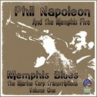 PHIL NAPOLEON Memphis Blues album cover