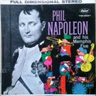 PHIL NAPOLEON Phil Napoleon And His Memphis Five (aka Masters Of Dixieland Vol. 3) album cover