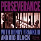 PHIL RANELIN Perseverance album cover