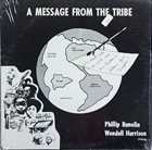 PHIL RANELIN Phillip Ranelin & Wendell Harrison : A Message From the Tribe album cover