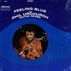 PHIL UPCHURCH Feeling Blue album cover