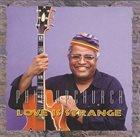 PHIL UPCHURCH Love Is Strange album cover