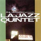 PHIL UPCHURCH Phil Upchurch Presents L.A. Jazz Quintet album cover