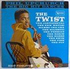 PHIL UPCHURCH The Big Hit Dances album cover