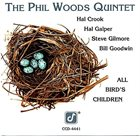 PHIL WOODS All Bird's Children album cover