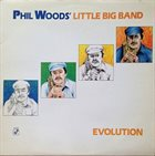 PHIL WOODS Evolution album cover