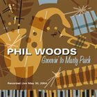 PHIL WOODS Groovin' to Marty Paich album cover