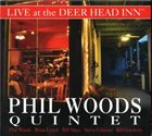 PHIL WOODS Live at the Deer Head Inn album cover