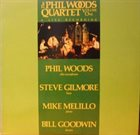 PHIL WOODS Live Volume One album cover