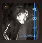 PHIL WOODS Phil Woods & Enrico Pieranunzi : Elsa album cover