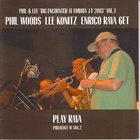 PHIL WOODS Phil Woods Lee Konitz Enrico Rava 6et ‎: Play Rava album cover