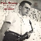 PHIL WOODS Phil Woods New Jazz Quintet Introducing Jon Eardley album cover