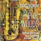 PHIL WOODS Right To Swing album cover