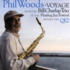 PHIL WOODS Voyage - with the Bill Charlap Trio album cover