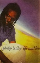 PHILIP BAILEY Life And Love album cover