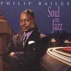 PHILIP BAILEY Soul On Jazz album cover
