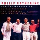 PHILIP CATHERINE Concert in Capbreton album cover