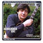 PHILIP CATHERINE I Remember You album cover