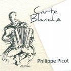 PHILIPPE PICOT Carte Blanche album cover