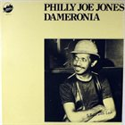 PHILLY JOE JONES' DAMERONIA To Tadd With Love album cover