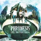 PHRONESIS Life To Everything album cover