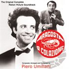 PIERO UMILIANI Aragosta A Colazione (Original Soundtrack) album cover