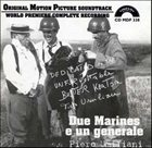 PIERO UMILIANI Due Marines E Un Generale (Original Soundtrack) album cover