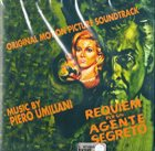 PIERO UMILIANI Requiem Per Un Agente Segreto (Original Soundtrack) album cover