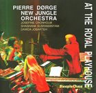 PIERRE DØRGE At the Royal Playhouse album cover