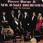 PIERRE DØRGE Pierre Dørge & New Jungle Orchestra ‎: Live In Chicago album cover