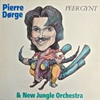 PIERRE DØRGE Pierre Dørge & New Jungle Orchestra ‎: Peer Gynt album cover
