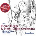 PIERRE DØRGE Pierre Dørge & New Jungle Orchestra : The Olufsen Years 1988-1994 album cover